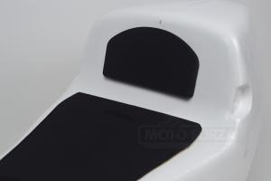 Seat back - Foam type C  on seat Honda RS 125 1991-1994