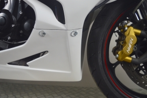 preview of Installation quick fasteners into fairing Motoforza L+R side = 4pc