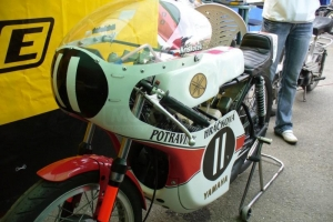 Yamaha TZ 125 1972-1975 díly Motoforza