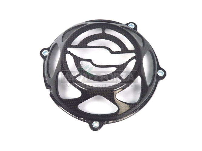 Clutch cover - Ducati Meccanica - CARBON