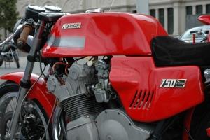 Motoforza nádrž GFK  MV Agusta 500-750cc   Monza zátka, MV Agusta 750S America