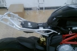 Rear frame Motoholders