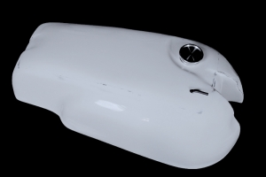 Norton Manx - Nádrž  - náhled s UNI zátkou