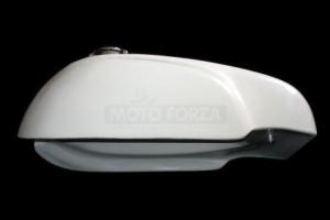Norton Manx - Nádrž  - náhled s Monza zátkou