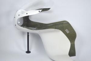 Rickman Metisse-Avon-Dunstall-Norton-BSA-Triumph - Fairing road version - set with Headlight 7 Inch - Performance