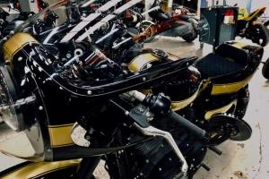 Motoforza díly na moto Harley-Davidson 1200 Roadster Cafe Racer