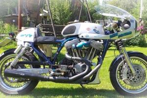 Motoforza díly na moto Buell XB1 2005
