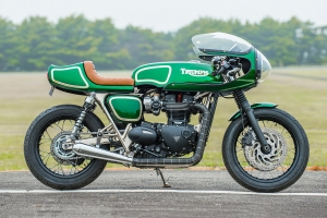 Rickman Metisse Avon Triumph - nádrž na moto -  Triumph