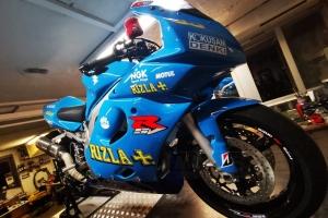 Suzuki SV 1000 2003-2009 díly Motoforza na moto