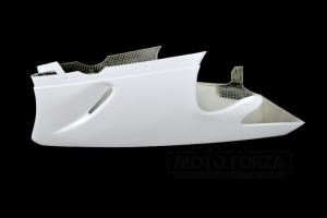 Suzuki SV 650N,S 2003-2015 - Přední kapotáž racing vč.instalace D ring šroubů