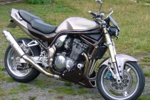 Díly motoforza na Suzuki Bandit