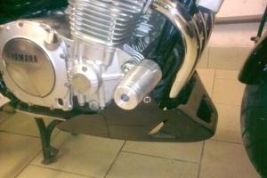 Bellypan on Yamaha XJR