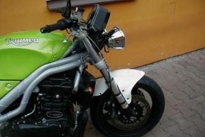 Triumph T595, 955, 955i Daytona, -2001 / díly na motocyklu Speed Triple