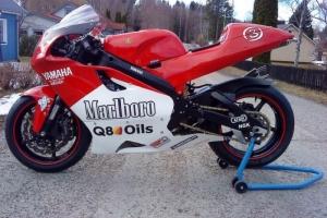 Yamaha YZR 500 1997-2000  díly Motoforza