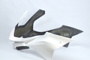 Yamaha YZF R1 2020- Upper part racing - small, PERFORMANCE