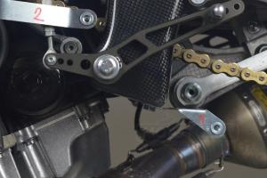 Yamaha YZF R6 2008-2016 Kompletní sada 11-dílná Racing - R6 2017 Conversion Kit - montážní sada ke spodnímu dílu na moto