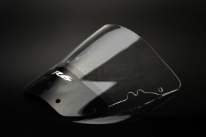Yamaha YZF R6 1998-2002  Screen - Racing (double bubble)- preview clear