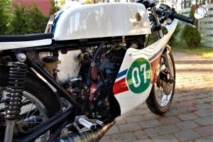 Yamaha TZ 250, 350 air  - díly  Motoforza na moto  Yamaha RD 250 1976
