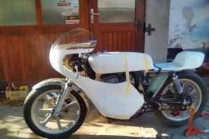 Kapotáž motoforza na motocyklu Yamaha XR400