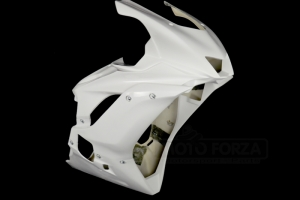 Yamaha YZF R6 2017-  preview of front fairing GRP-fiberglass