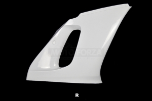 Yamaha YZF R6 1999-2002 Side part R, GRP