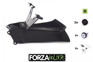 Yamaha YZF R6 2008-2016  R6 2017 Conversion Kit - náfuk s držákem otáčkomeru