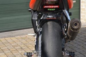 Yamaha YZF R-6 2003-2005 parts Motoforza