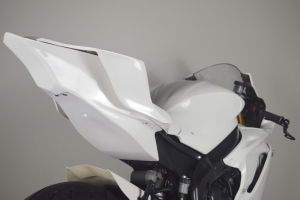 Yamaha YZF R6 2017- Race Seat closed SSP Design, GRP  - preview on bike