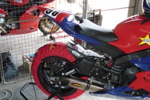 preview - front fairing GRP Yamaha YZF R6 2006 2007